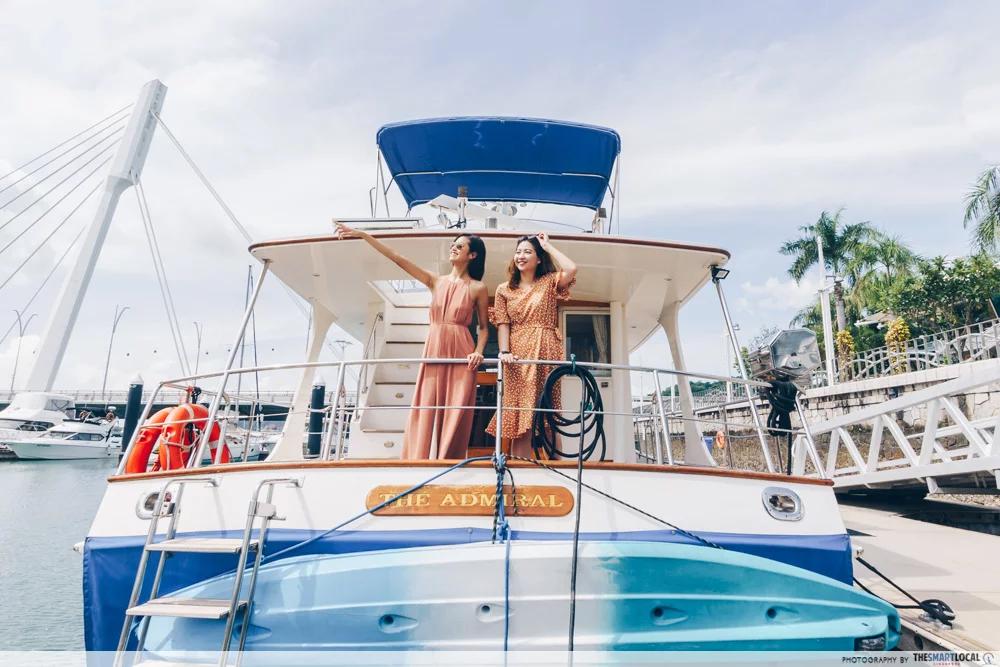 mispronounced english words - yacht