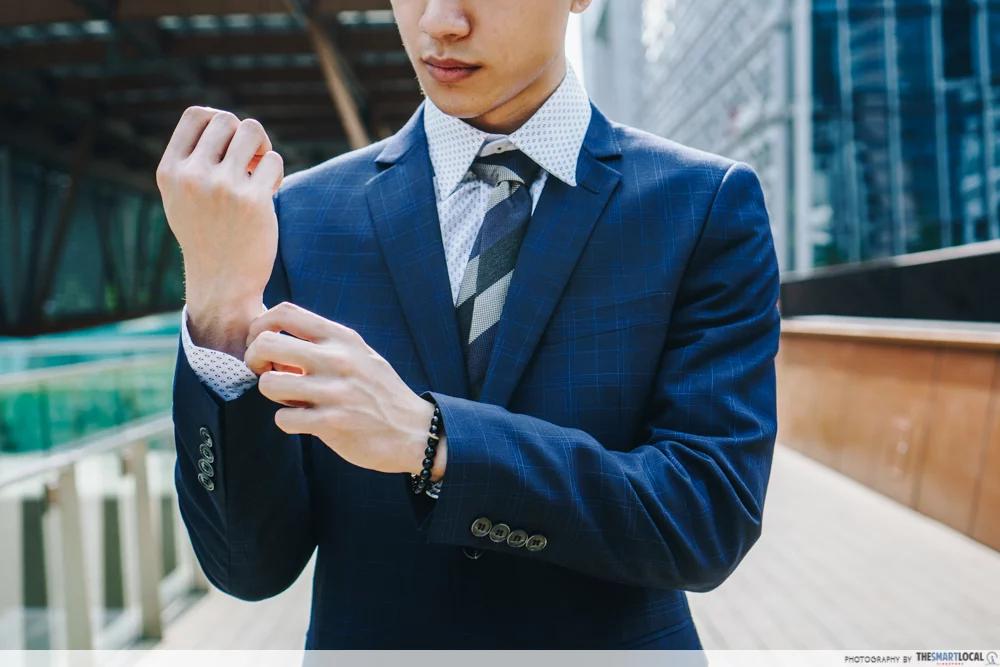 mispronounced english words - formal attire