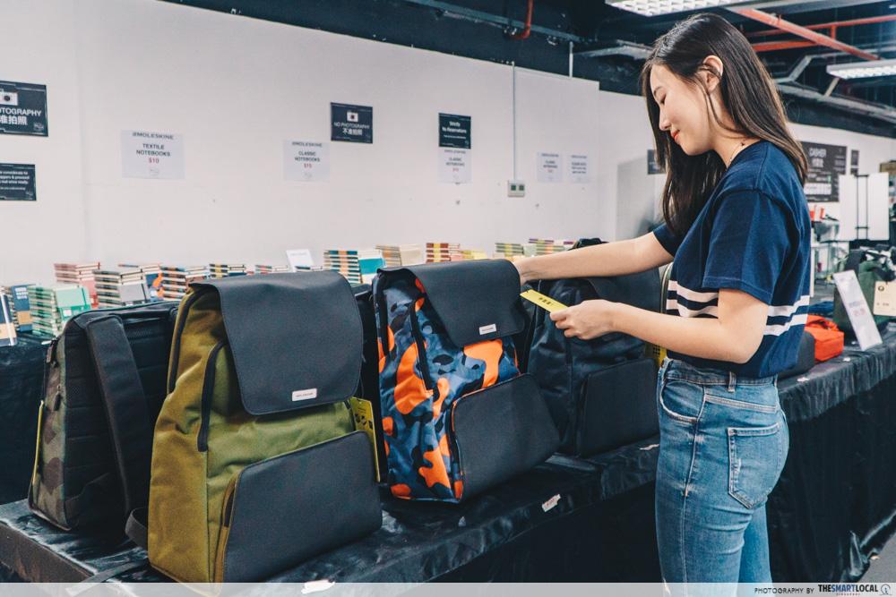 nomad backpacks
