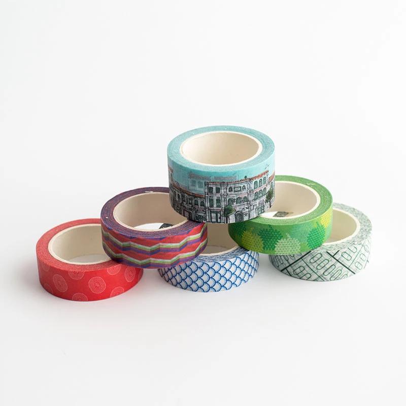 stationery shops singapore washi tape