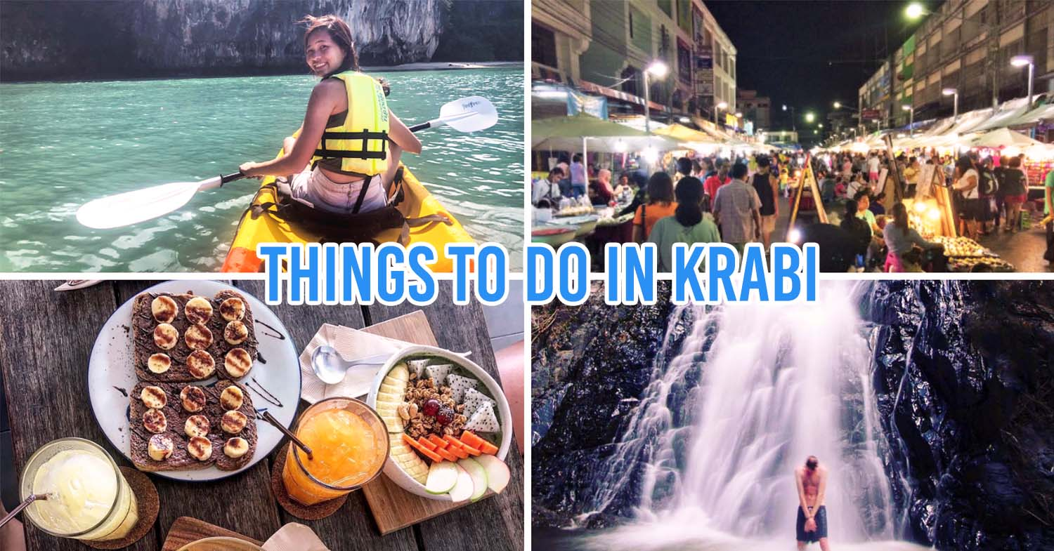 things to do krabi