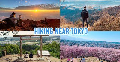 mountains tokyo hike