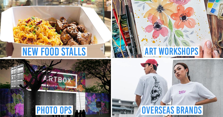 Artbox Singapore 2019 Kranji