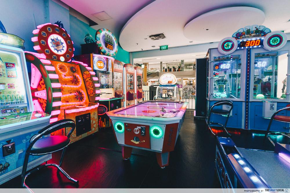 Wonderful World of Whimsy arcade