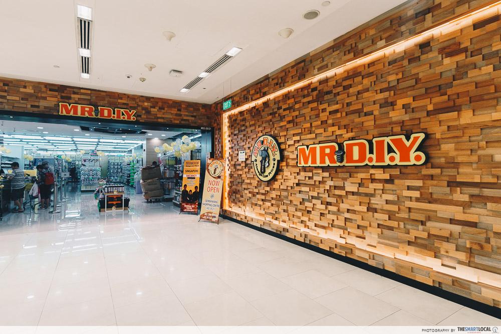 Mr D.I.Y Singapore Sembawang Shopping Centre North