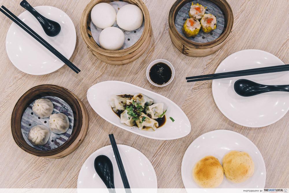 East Bistro Dim Sum Hong Kong Sembawang