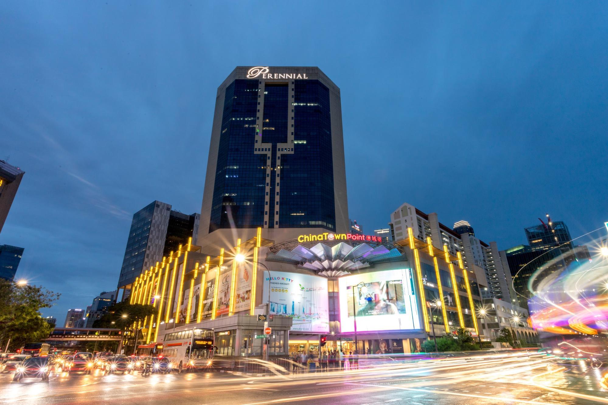 chinatown point singapore