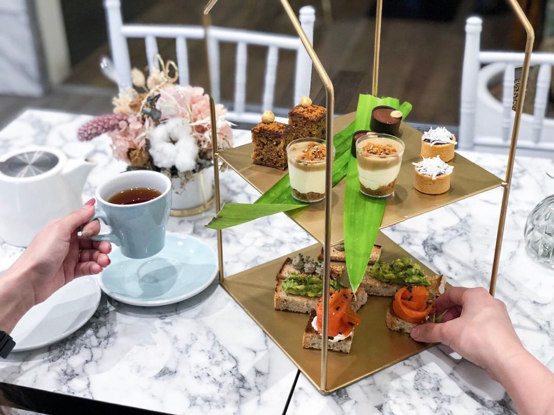 11 Hamilton afternoon tea