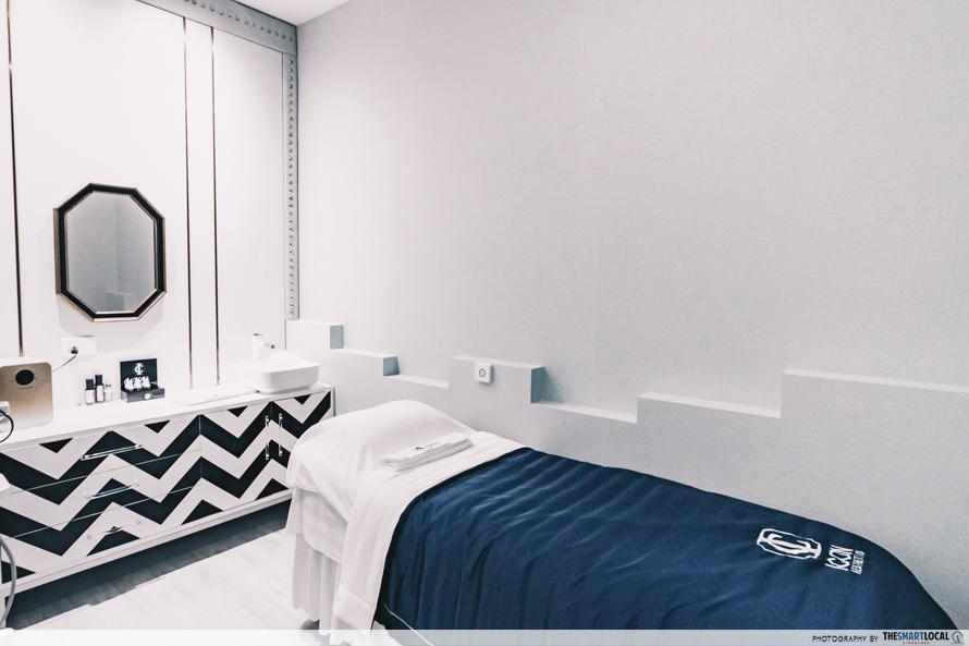 ICON Aesthetics Treatment Room