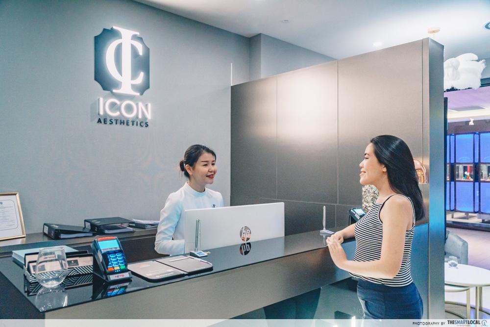 ICON Aesthetics Wisma Atria Orchard Singapore