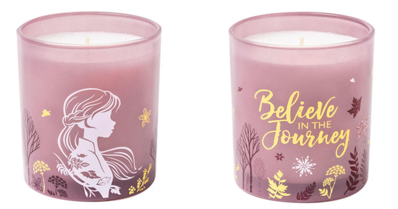 Frozen 2 scented candles Singapore