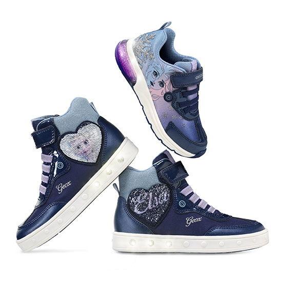 Frozen 2 GEOX shoes