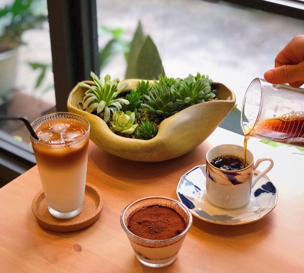 Vivify Cafe beverages