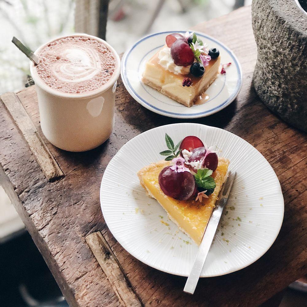 KOHI Hualien desserts
