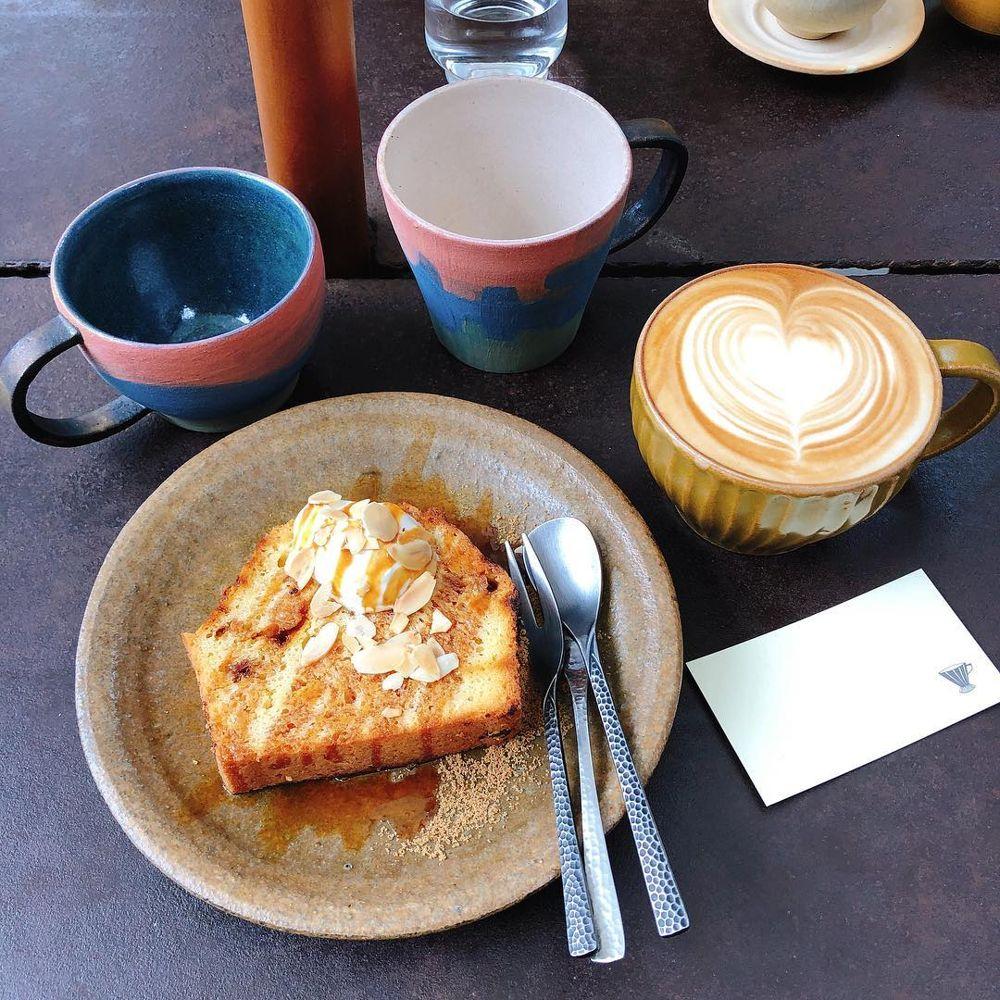 Giocare cafe Hualien dessert