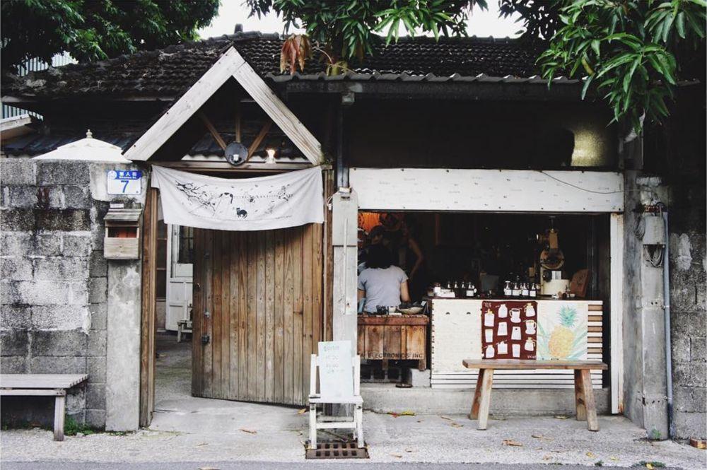 Giocare Cafe exterior
