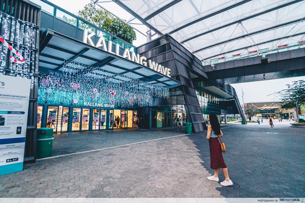 Kallang Wave Mall Christmas Celebrations