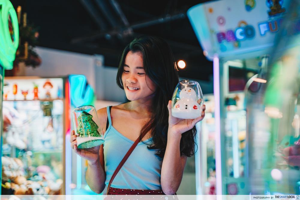 Kallang Wave Mall Christmas