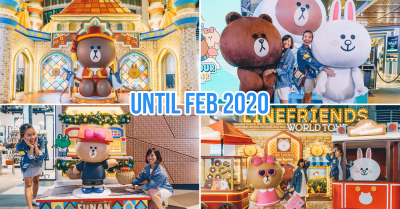 LINE FRIENDS World Tour Singapore
