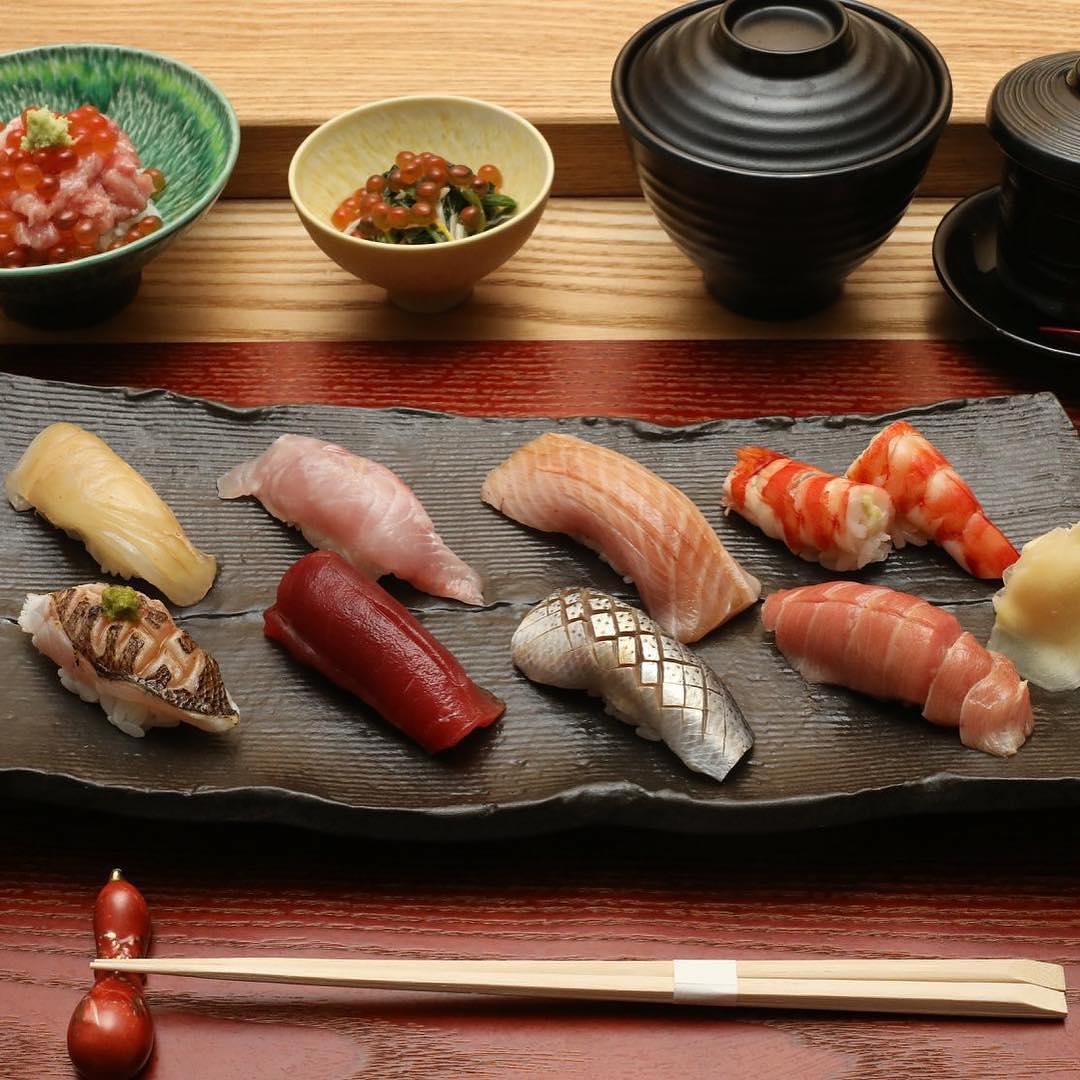 Sushi Jiro at Keppel Bay