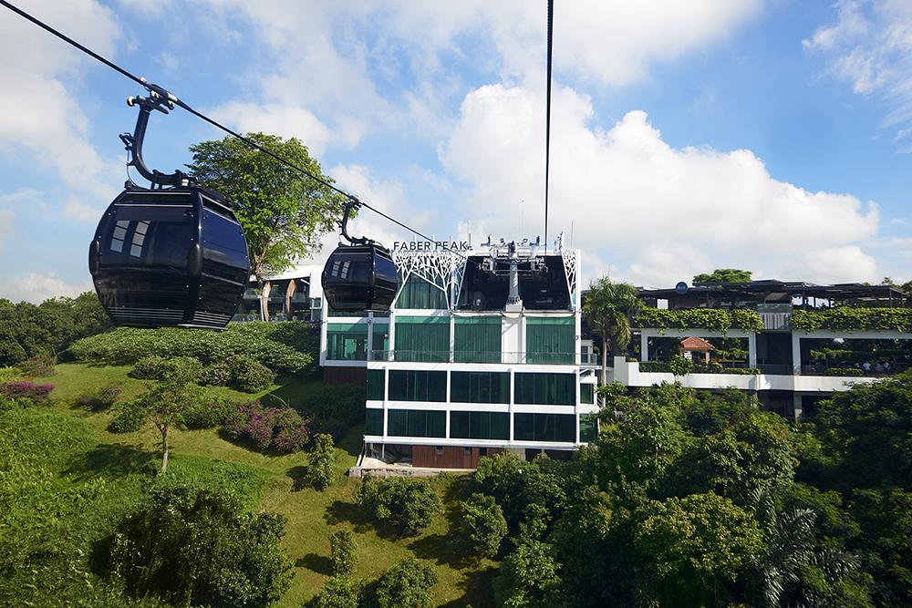 Mount Faber Peak Cable Car Ride