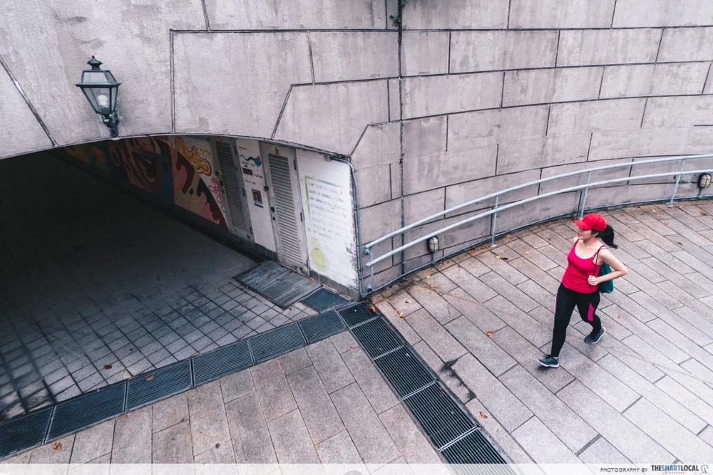 Clarke Quay Tunnel Fitness