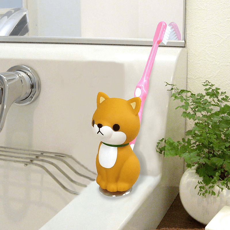 Shiba Inu Toothbrush Holder Taobao Shopping Items