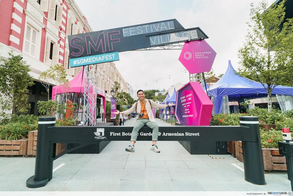 Singapore Media Festival 2019 TheSmartLocal