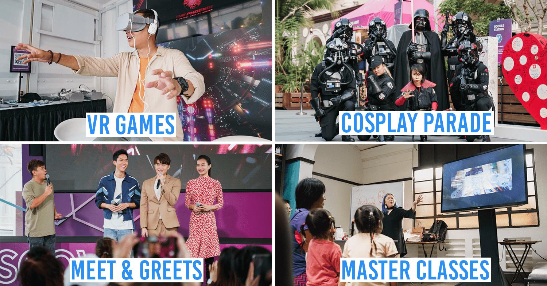 Singapore Media Festival 2019 Event
