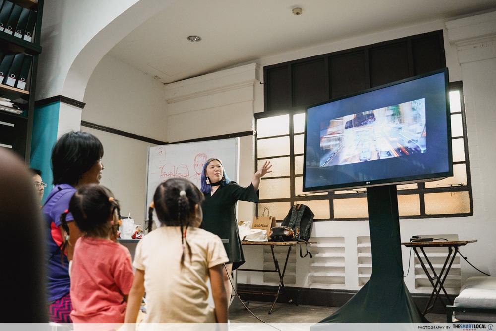 Singapore Media Festival 2019 Master Class