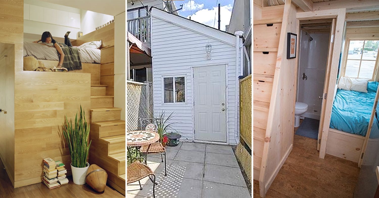 Smallest Homes Around The World