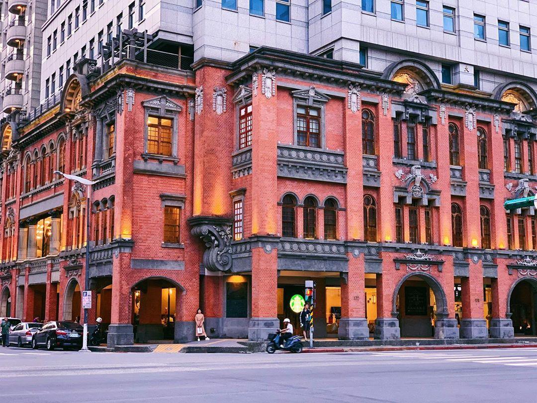 Bao An Taipei Starbucks
