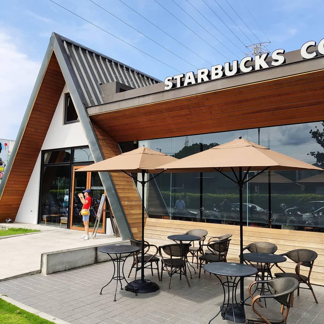 Chiayi Minxiong Starbucks