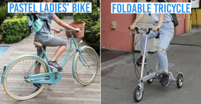 bike shops in singapore
