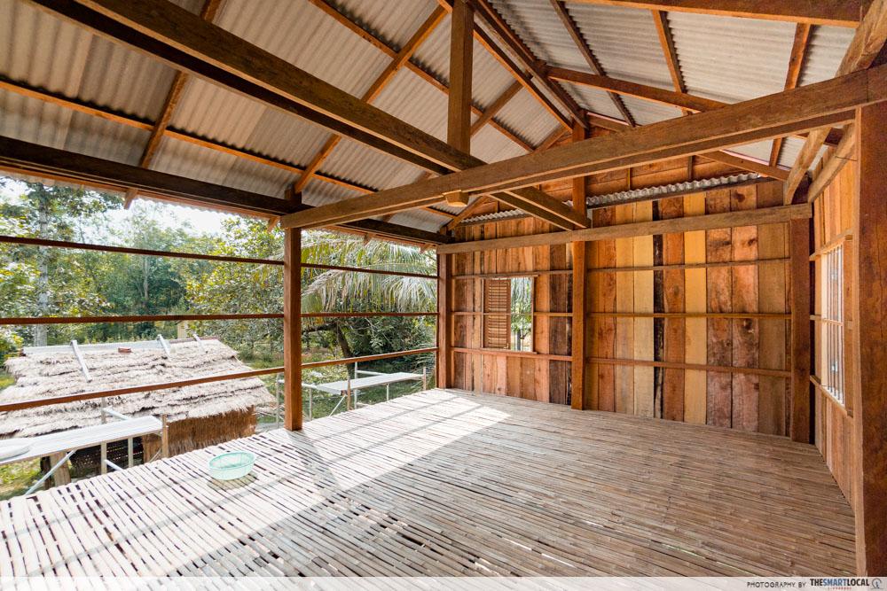 cambodia house charity progress