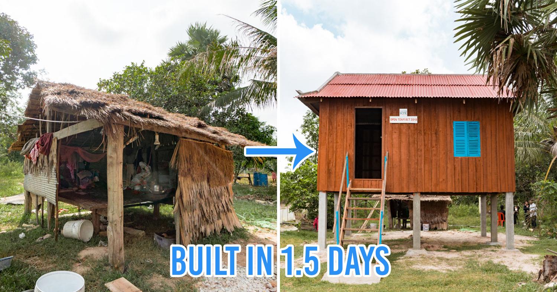 cambodia house charity
