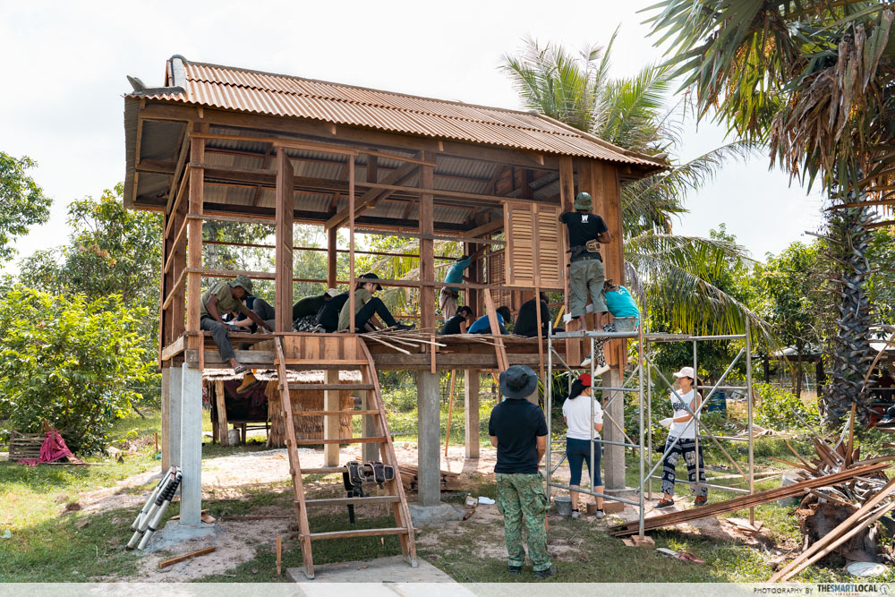 cambodia house charity foundations