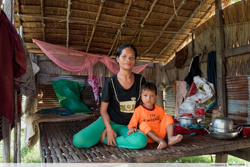 cambodia house charity beneficiary