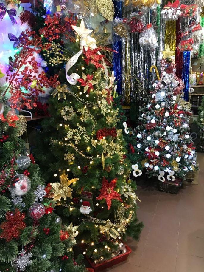 Lim Hock Swee christmas trees