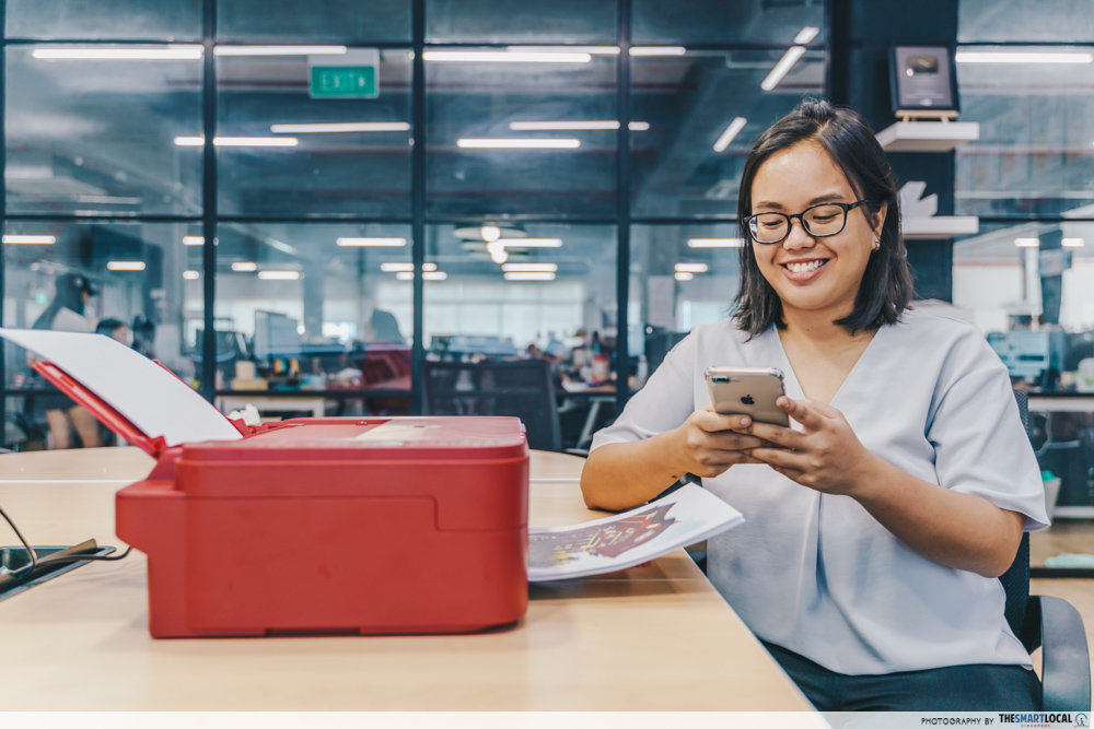 canon eseries printer office