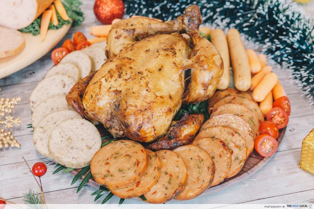 ntuc meat platter