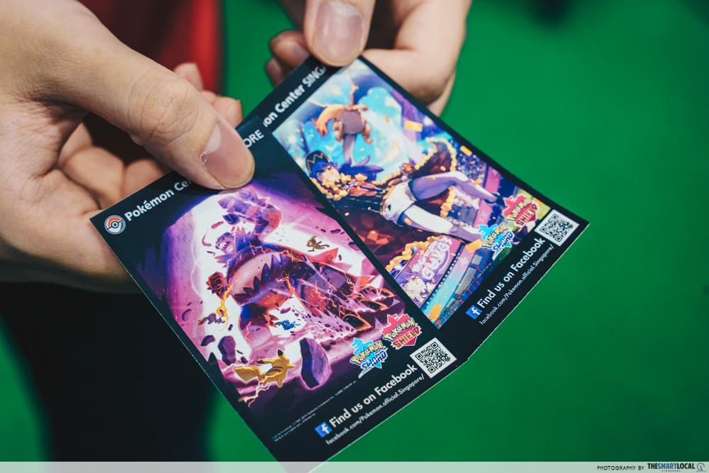 jewel changi pokemon center sticker