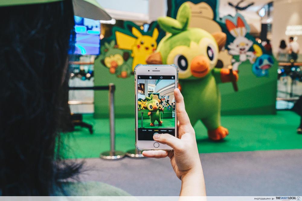 jewel changi pokemon center meet and greet