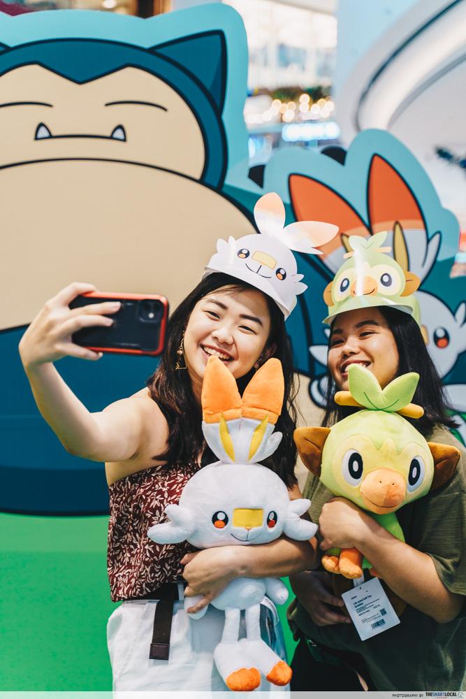 jewel changi pokemon center backdrop