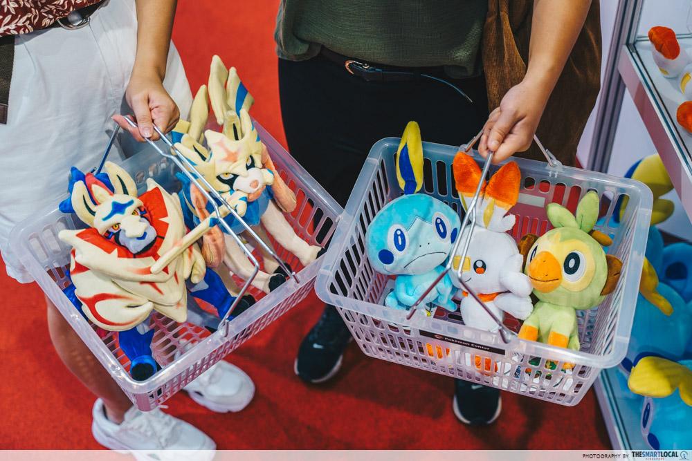jewel changi pokemon center plushie