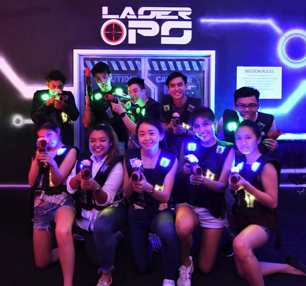 laser tag singapore ops
