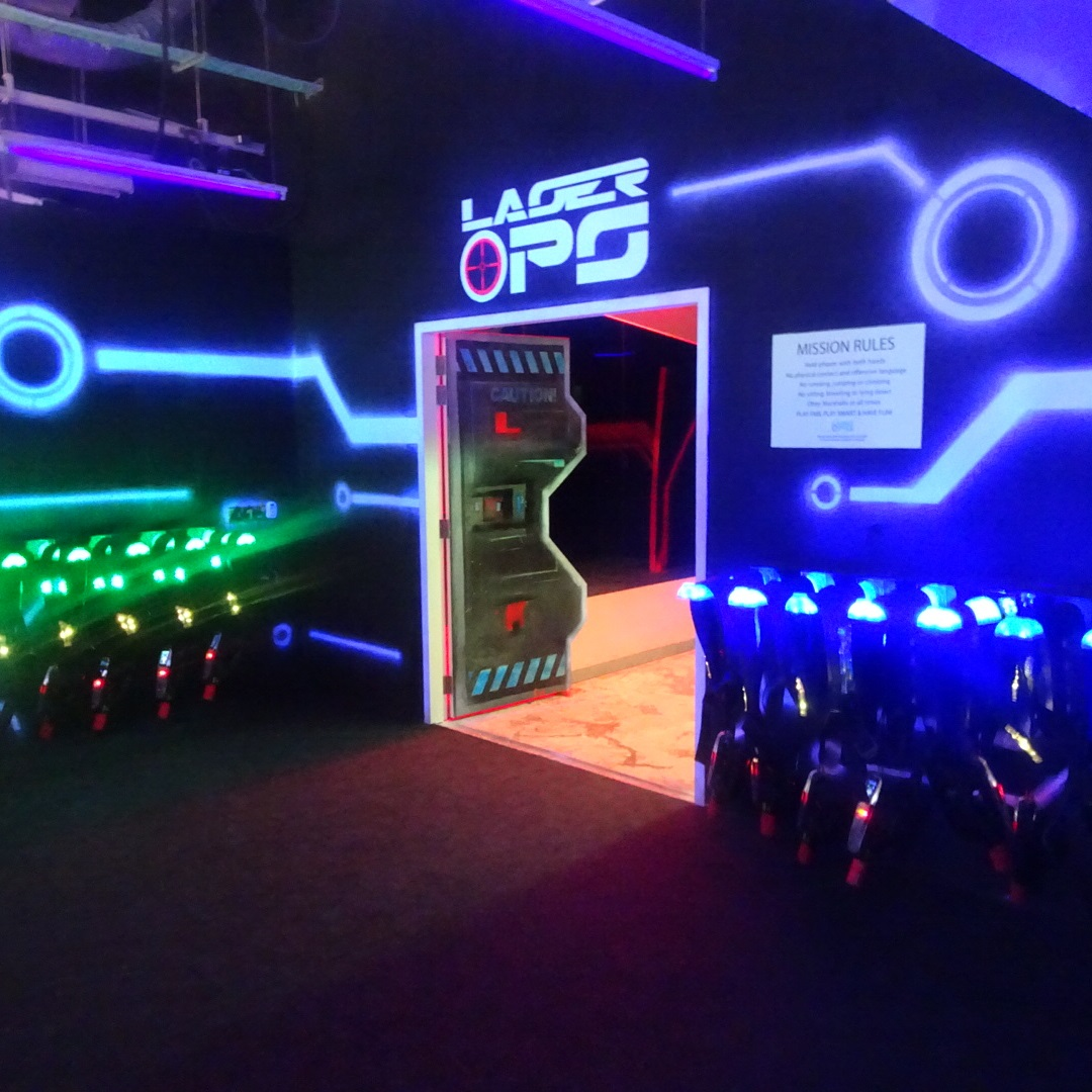 laser tag singapore black light