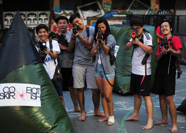 laser tag singapore combat skirmish