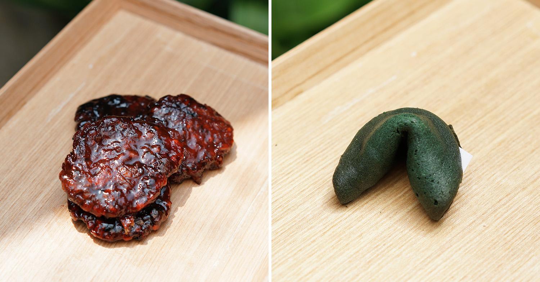 mini extraoddinary chinatown vegan bakkwa