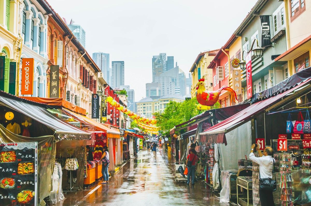 mini extraoddinary chinatown ecocultural